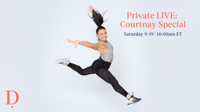 Private LIVE: Courtnay Special - 9/19