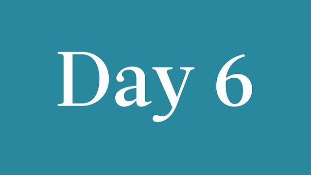 Day 6: Katia