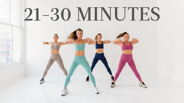 21-30 MINUTES
