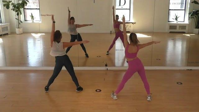 011 - Dance Cardio Int/ Adv