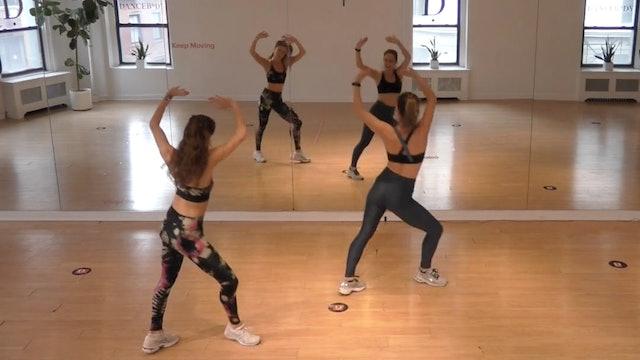 010 - Dance Cardio Int/Adv
