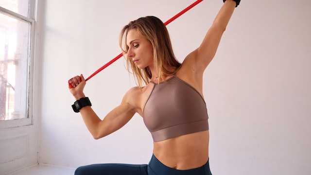 006 - Arms - Resistance Band
