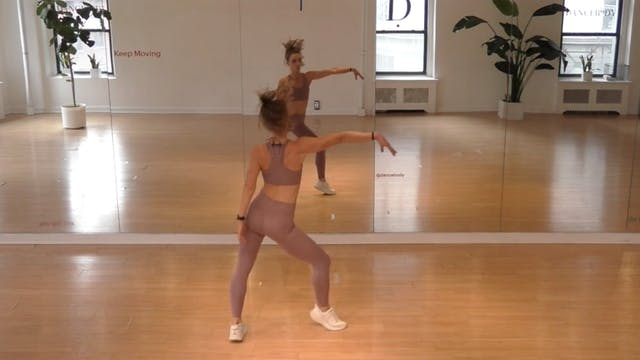 006 - Dance Cardio Int/Adv