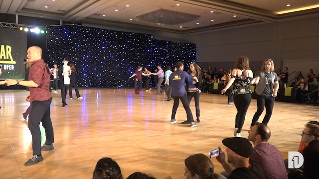 2018 Swingtacular Intermediate Jack and Jill Final