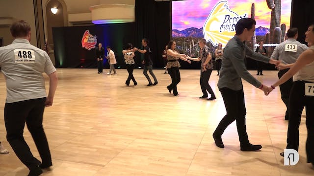 2018 Desert City Swing Intermediate J...