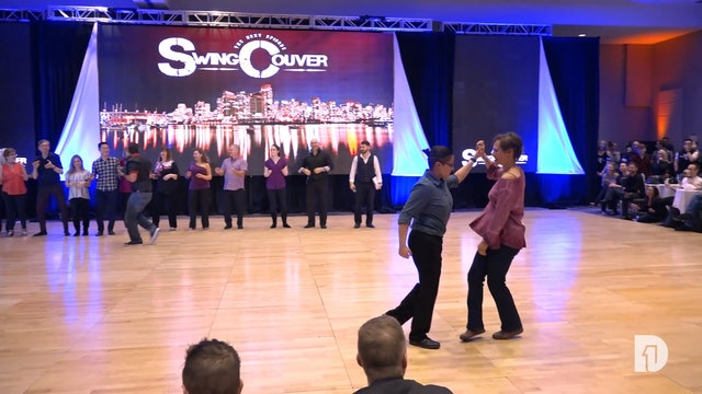 2019 SwingCouver Newcomer Jack and Jill Final