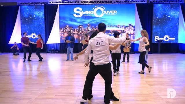 2019 SwingCouver Intermediate Strictly Swing Final