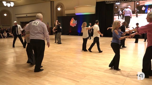 2018 Desert City Swing Masters Strict...