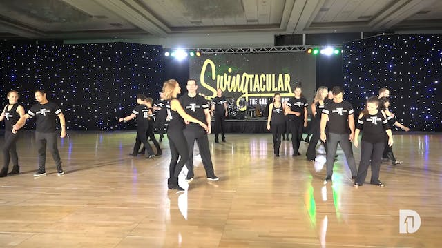 2018 Swingtacular ProAm Routine