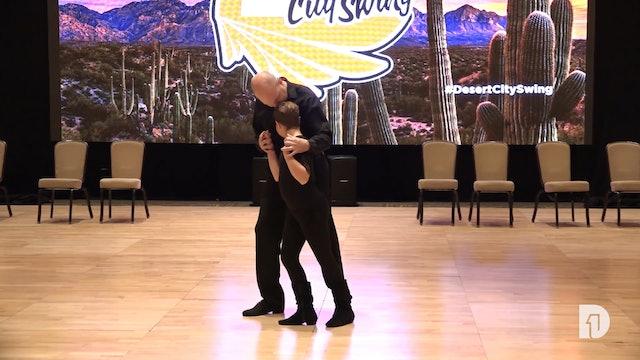 2018 Desert City Swing Special Performance