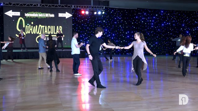 2019 Swingtacular Intermediate Jack and Jill Final