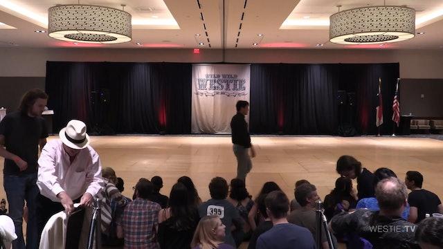 2016-WWW-05 Wild Wild Westie Pro Show