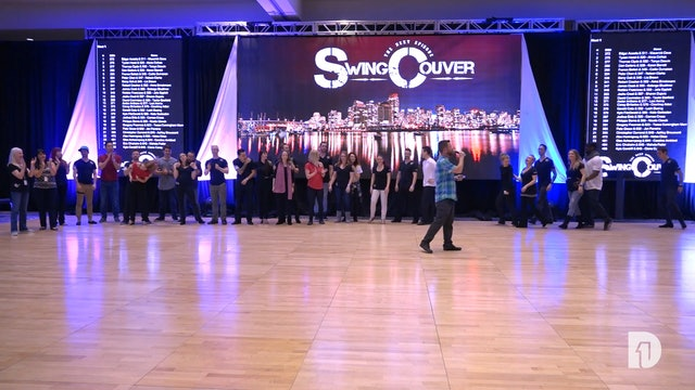 2019 SwingCouver Opening Introduction