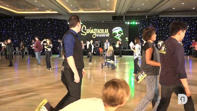 2018 Swingtacular Advanced Jack and Jill Prelim Heat 1