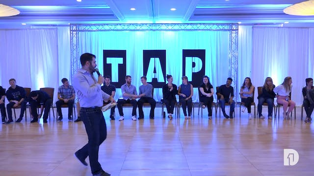 2018 TAP All-Star Jack and Jill Final