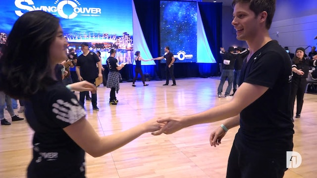2019 SwingCouver Novice Strictly Swing Final