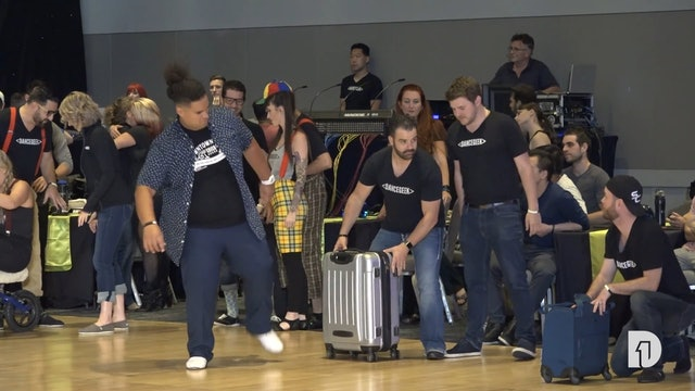 2018 Swingtacular Opening Ceremony