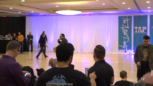 2016-TAP-02 All-Star/Champion Strictly Swing Final