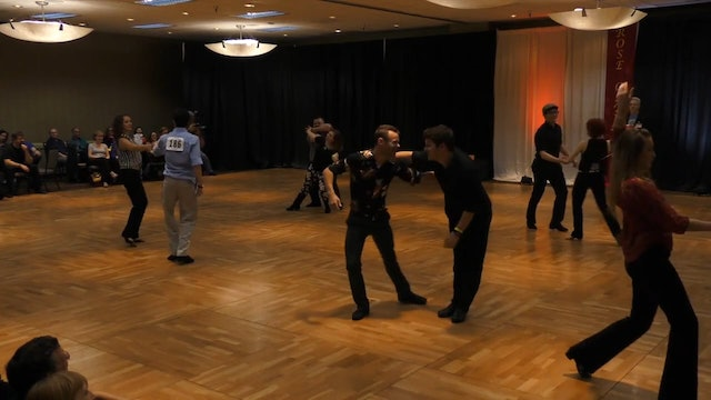 2016-RCS-06 Rose City Swing Intergenerational Strictly Swing Finals