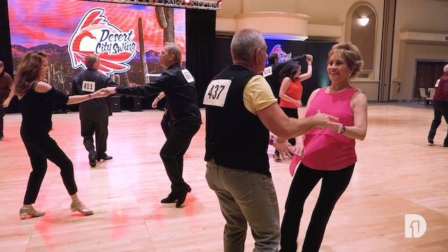 2019 DCS Masters Strictly Swing Prelim
