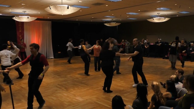 2016-RCS-05 Rose City Swing Novice Open Strictly Swing Finals