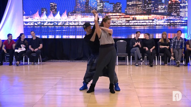 2019 SwingCouver All-Star Strictly Swing Final