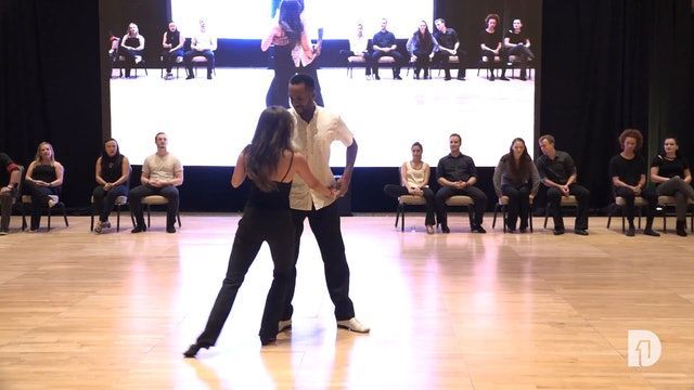 2018 Desert City Swing Advanced and All-Star Strictly Swing Final