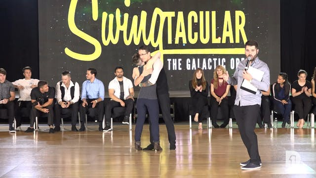 2018 Swingtacular All-Star Jack and J...