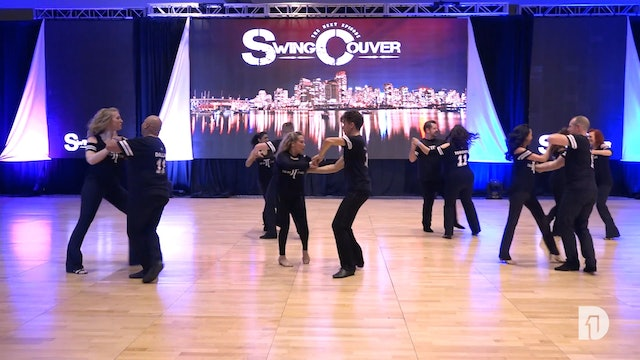 2019 SwingCouver JV JT Swing Team Performance