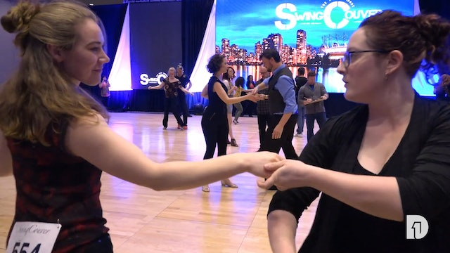 2019 SwingCouver Intermediate Jack and Jill Final