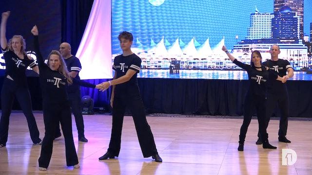 2019 SwingCouver Varsity JT Swing Team Season 4 Debut