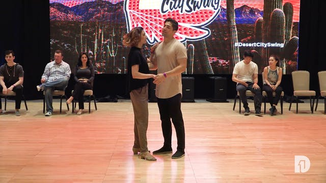 2019 DCS All-Star Strictly Swing Final