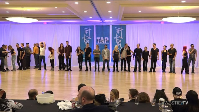 2016-TAP-01 All-Star/Champion Strictly Swing Prelim