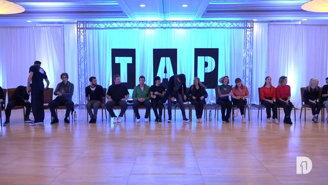 2018 TAP Advanced Jack and Jill Final