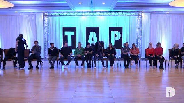 2018 TAP Advanced Jack and Jill Final