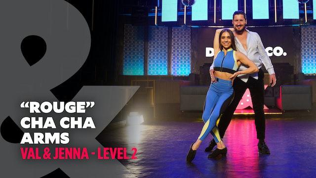 Val & Jenna - Cha Cha Arms - Level 2