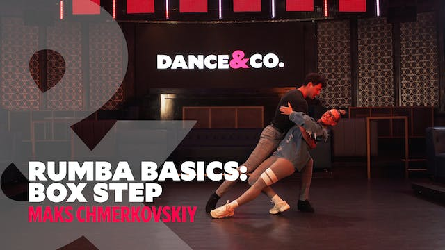 "Rumba Basics - ""The Box Step""  w/ Mak..."