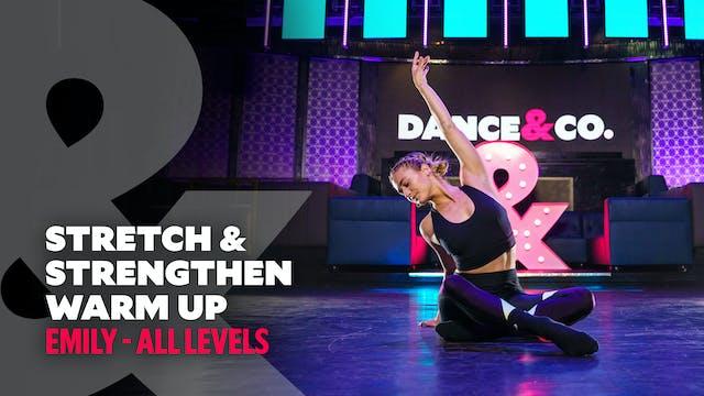 Emily - Stretch & Strengthen Warm Up ...