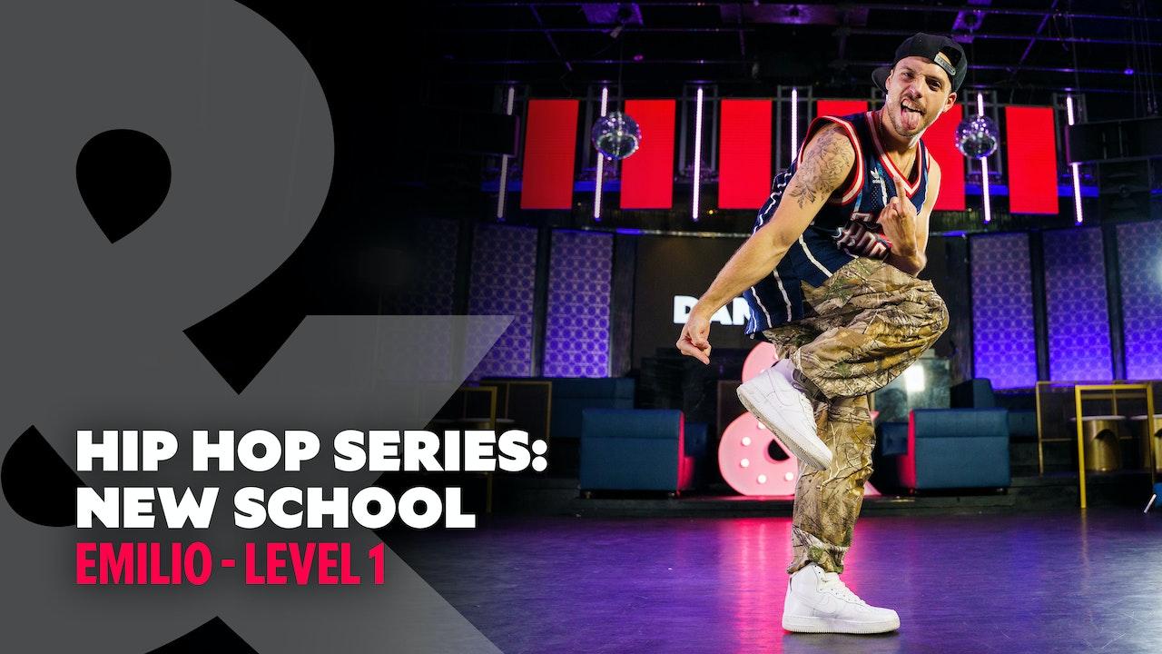 Emilio - Hip Hop Series Part 3: New School - Level 1