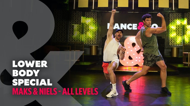 Maks & Niels - Lower Body Special - All levels