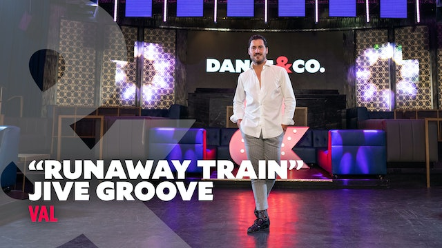 "Val - ""Runaway Train"" - Jive Groove - Level 3"