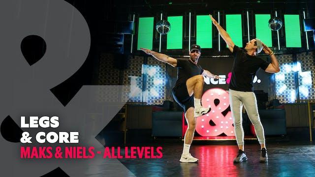 Maks & Niels - Legs & Core - All Levels