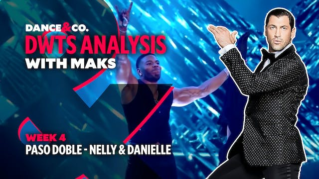 DWTS MAKS ANALYSIS: Week 4 - Nelly & ...