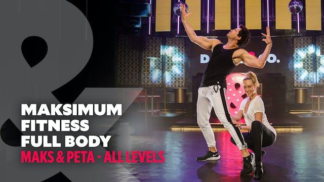 Maks & Peta - Maksimum Fitness: Full ...