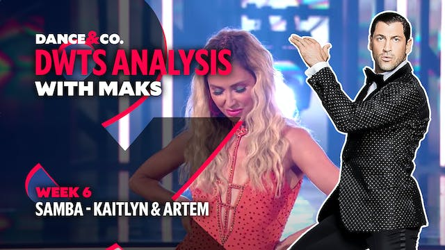 DWTS MAKS ANALYSIS: Week 6 - Kaitlyn ...