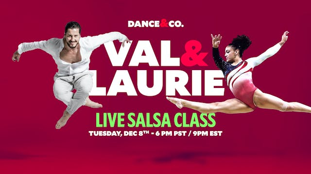 VAL & LAURIE LIVE