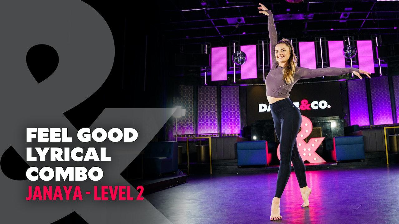 Janaya - Feel Good Lyrical - Level 2