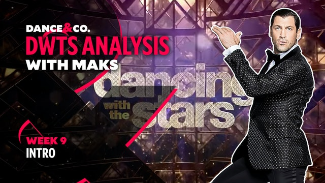 DWTS ANALYSIS: Week 9 - Introduction