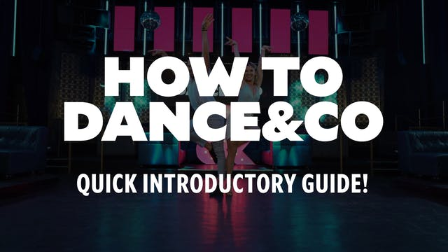 """""""How To Dance & Co"""" - Quick Introduct..."""