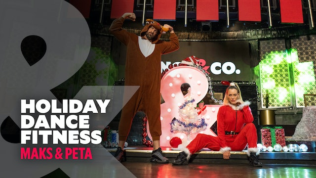 Maks Peta - Holiday Dance Fitness - All Levels